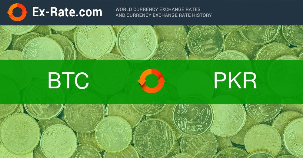bitcoin rate pkr